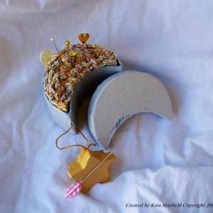 Shabby Chic Pin Cushion Instant Dow..