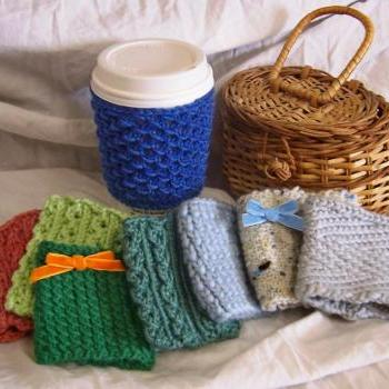 8 Cup Cuddler Instant Download PDF Knitting Patterns - Series III