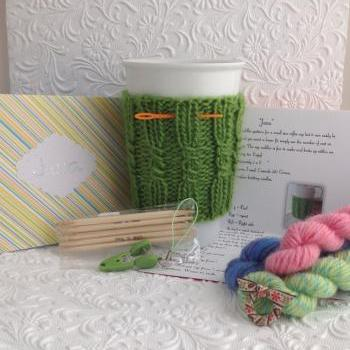 Java Knit Kit